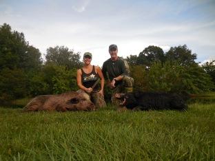 Hog Hunt, Florida